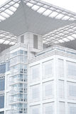 Parte del centro de exposición Imagen de archivo