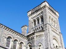 Parte 2015 del edificio principal de la universidad de Toronto Imagenes de archivo