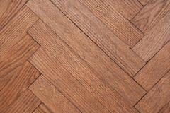 Parte del entarimado en una textura de madera natural Imagen de archivo