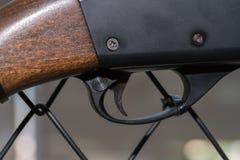 Parte del fucile da caccia Fotografia Stock Libera da Diritti
