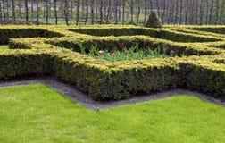 Parte del jardín hermoso Fotos de archivo