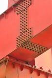 Parte del macchinario edile Fotografia Stock Libera da Diritti