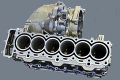 Parte del motore di automobile Immagini Stock Libere da Diritti