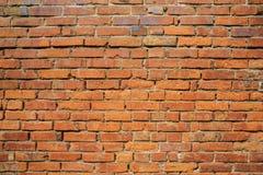 Parte del muro di mattoni Immagine Stock