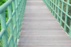 Parte del percorso del ponte Fotografia Stock Libera da Diritti