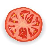 Parte del pomodoro fresco Royalty Illustrazione gratis