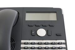 Parte del telefono moderno di affari Fotografie Stock Libere da Diritti