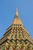 Parte del tempio Fotografie Stock
