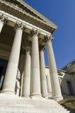 Parte del tribunale Fotografia Stock