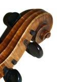 Parte del Violoncello Fotografia Stock Libera da Diritti