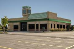 Parte delantera genérica vacante de la tienda, del negocio o del espacio de oficina profesional fotografía de archivo libre de regalías