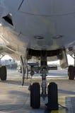Parte dell'aereo Fotografia Stock Libera da Diritti