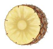 Parte dell'ananas Immagine Stock Libera da Diritti