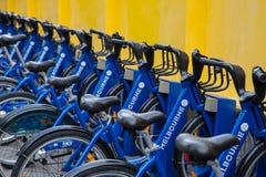 Parte della bici di Melbourne Fotografia Stock