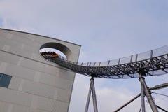 Parte della città di Laqua Tokyo Dome a Tokyo, Giappone Immagini Stock