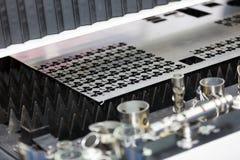 Parte dello sheel del metallo di alta precisione Immagine Stock