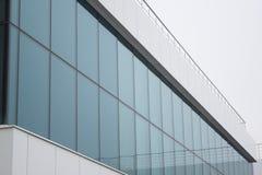Parte di alta costruzione del centro di affari Fotografia Stock Libera da Diritti