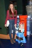 Parte di Disney Store il lancio di campagna della carità dei bambini magici a Londra Immagine Stock