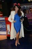 Parte di Disney Store il lancio di campagna della carità dei bambini magici a Londra Fotografia Stock