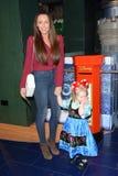 Parte di Disney Store il lancio di campagna della carità dei bambini magici a Londra Fotografie Stock Libere da Diritti