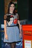 Parte di Disney Store il lancio di campagna della carità dei bambini magici a Londra Fotografia Stock Libera da Diritti