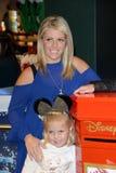 Parte di Disney Store il lancio di campagna della carità dei bambini magici a Londra Immagini Stock Libere da Diritti
