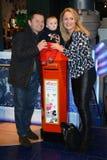 Parte di Disney Store il lancio di campagna della carità dei bambini magici a Londra Fotografie Stock