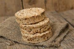 Parte di dolci del grano Immagini Stock