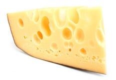 Parte di formaggio Fotografie Stock Libere da Diritti