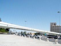 Parte di Gerusalemme del ponte 2010 delle corde Immagine Stock