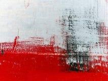 Parte di grande graffito variopinto della via Immagine Stock