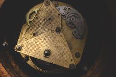 Parte di movimento a orologeria Fotografie Stock