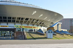 Parte di nuovo circo a Astana Fotografia Stock Libera da Diritti