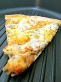 Parte di pizza Fotografia Stock Libera da Diritti
