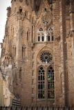 Parte di Sagrada Familia Fotografia Stock Libera da Diritti