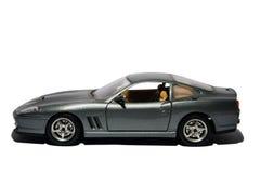 Parte di sinistra di modello di Ferrari fotografie stock