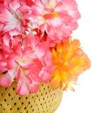 parte di un mazzo dei fiori Fotografia Stock Libera da Diritti