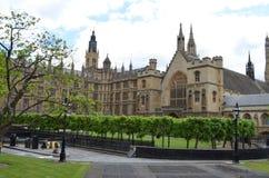 Parte di Westminster Immagine Stock