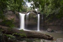 Parte dianteira da cachoeira Foto de Stock Royalty Free