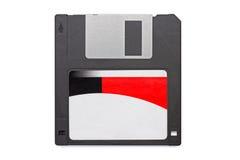 Parte dianteira da disquete Imagens de Stock