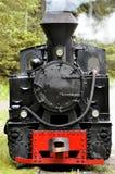Parte dianteira da locomotiva de vapor velha Imagem de Stock Royalty Free