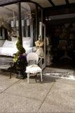 Parte dianteira da loja de roupa Foto de Stock Royalty Free