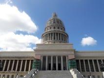 Parte dianteira de Habana Capitolio Imagem de Stock Royalty Free