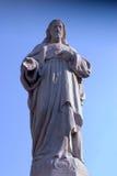 Parte dianteira de Jesus Foto de Stock