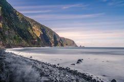 Parte dianteira de mar de Seixal Imagens de Stock Royalty Free