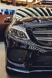 Parte dianteira de um carro Imagem de Stock Royalty Free