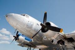 Parte dianteira do bombardeiro da segunda guerra mundial Fotos de Stock
