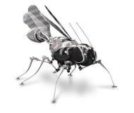 parte dianteira do Cyber-mosquito Fotografia de Stock Royalty Free