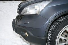 Parte dianteira do veículo Imagem de Stock
