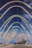 Parte do Estádio Olímpico Atenas, Grécia Fotos de Stock